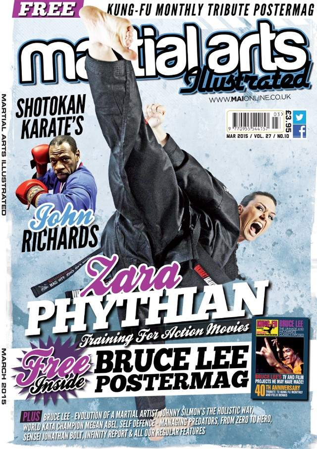 03/15 Martial Arts Illustrated (UK)