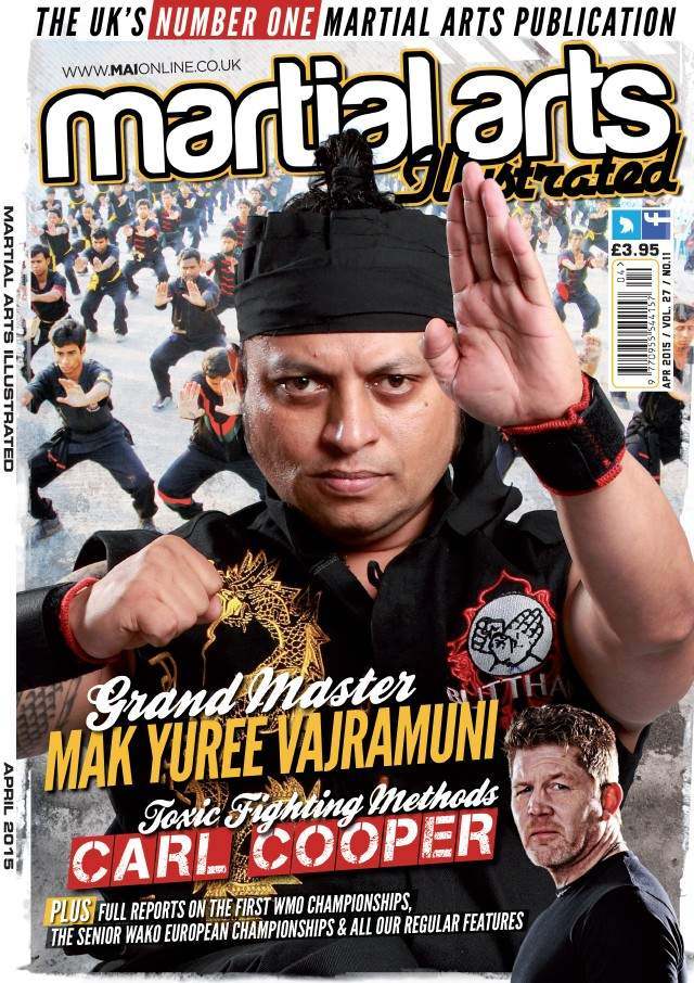 04/15 Martial Arts Illustrated (UK)