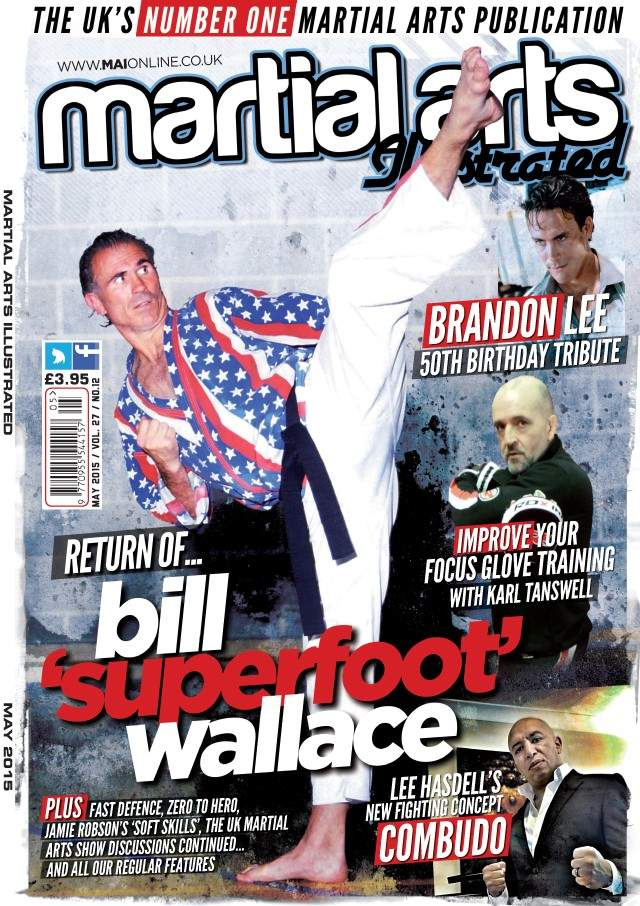05/15 Martial Arts Illustrated (UK)