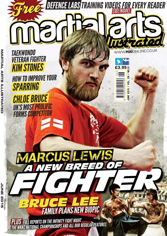 06/15 Martial Arts Illustrated (UK)