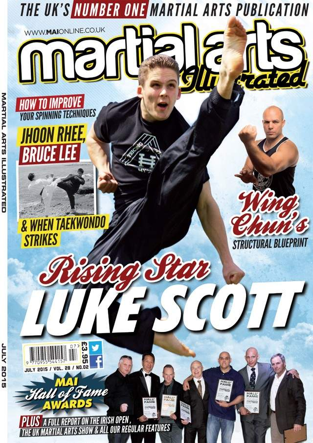 07/15 Martial Arts Illustrated (UK)
