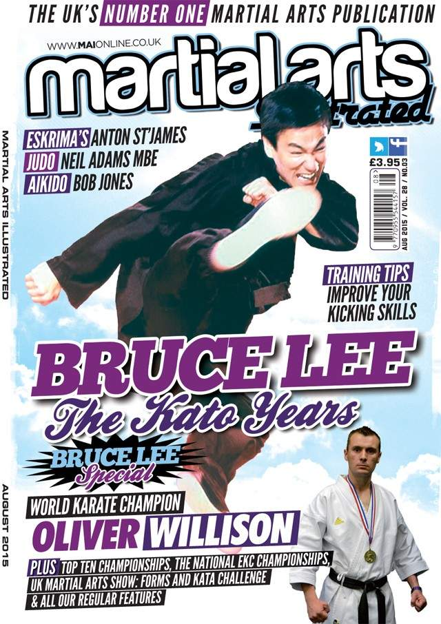 08/15 Martial Arts Illustrated (UK)