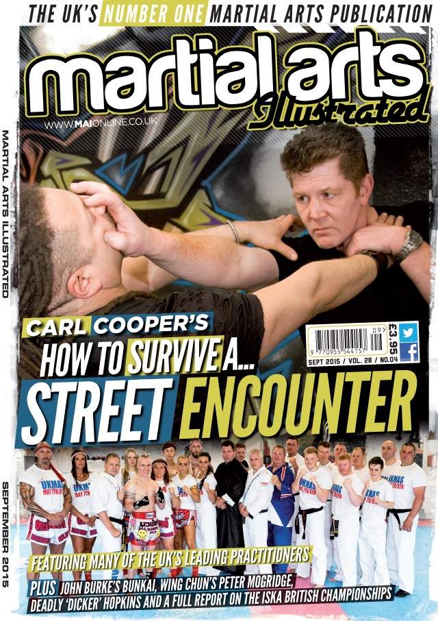 09/15 Martial Arts Illustrated (UK)