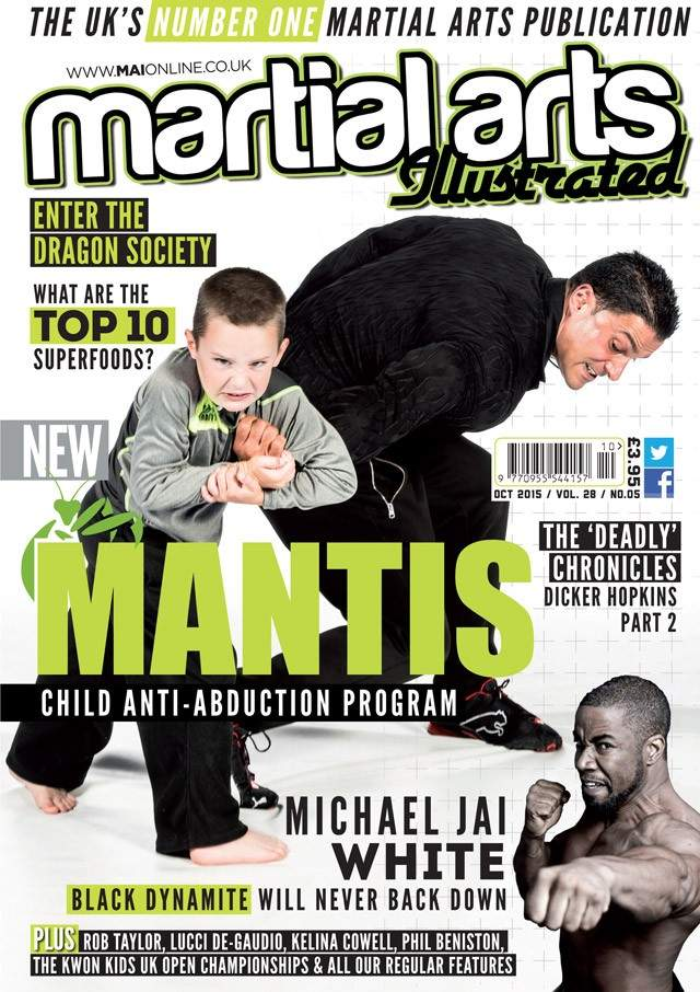 10/15 Martial Arts Illustrated (UK)