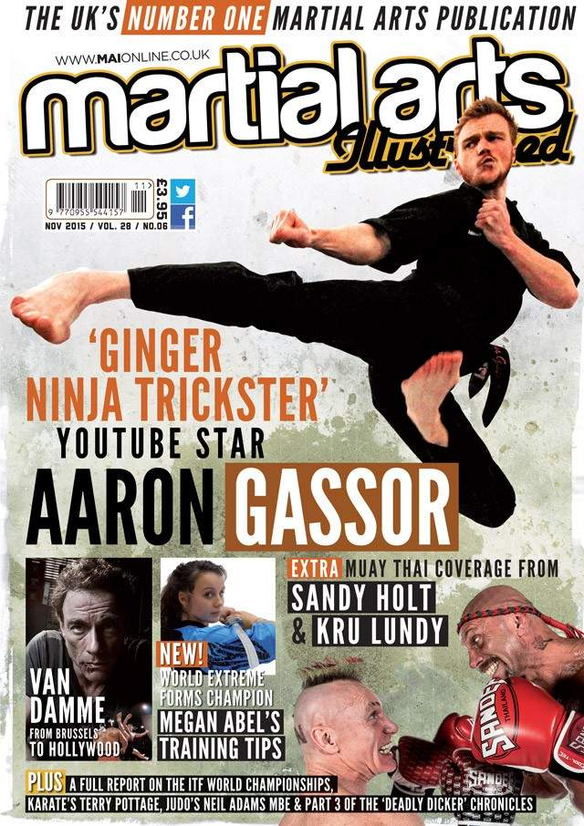 11/15 Martial Arts Illustrated (UK)