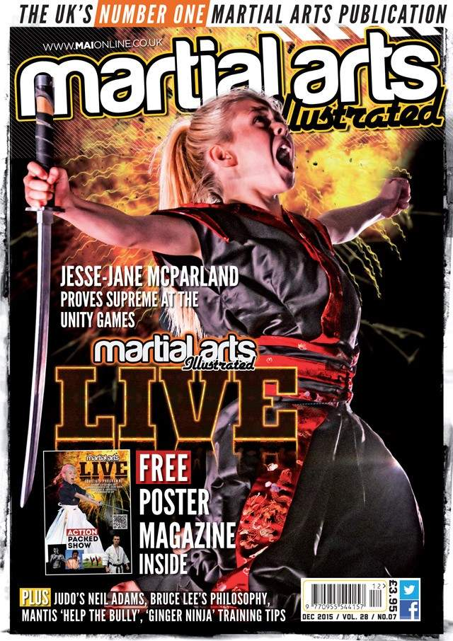 12/15 Martial Arts Illustrated (UK)