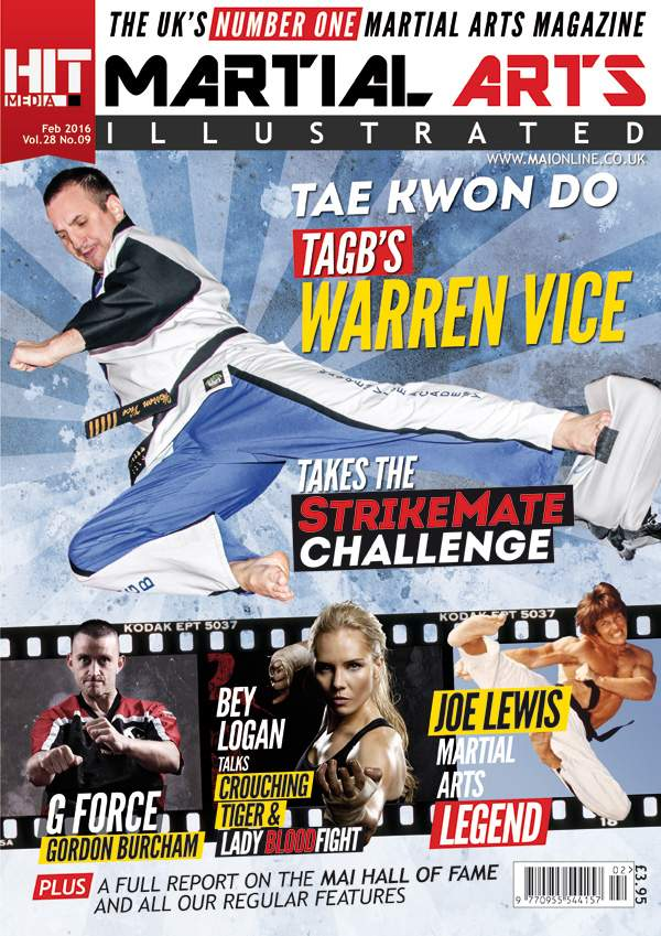 02/16 Martial Arts Illustrated (UK)