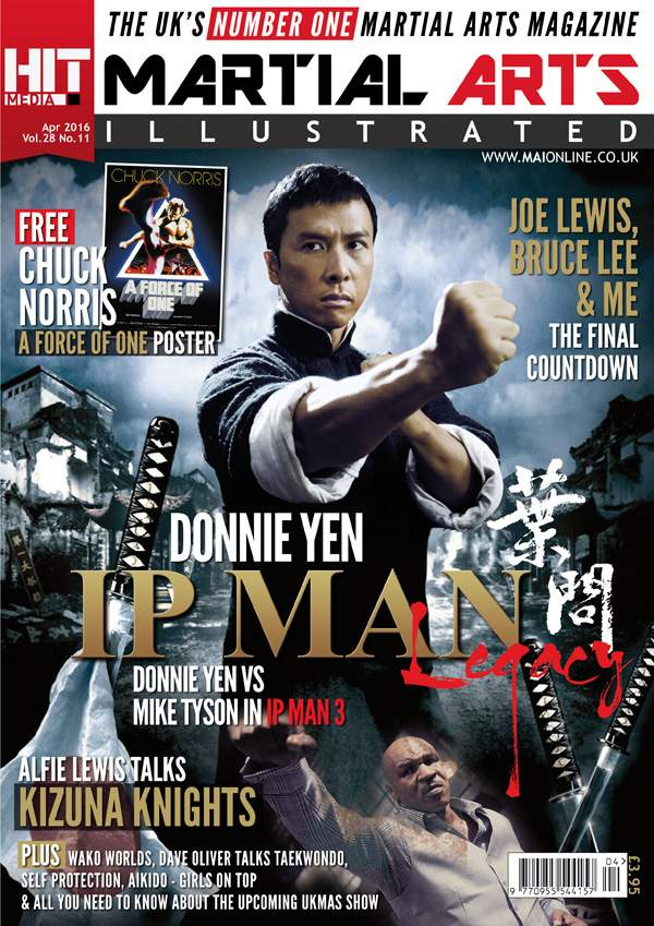04/16 Martial Arts Illustrated (UK)