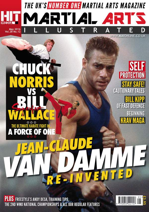 05/16 Martial Arts Illustrated (UK)