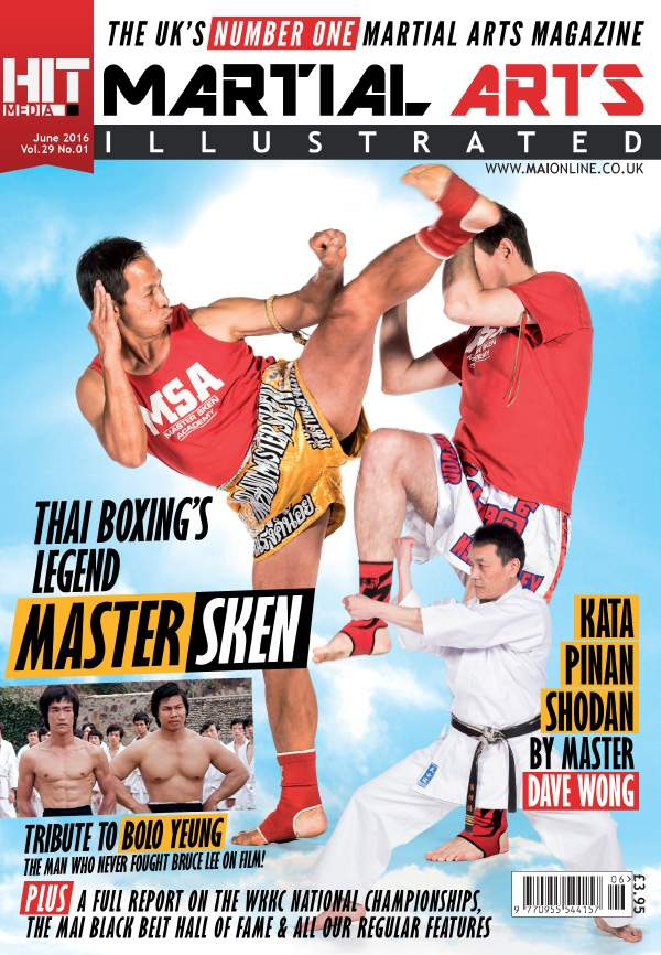 06/16 Martial Arts Illustrated (UK)