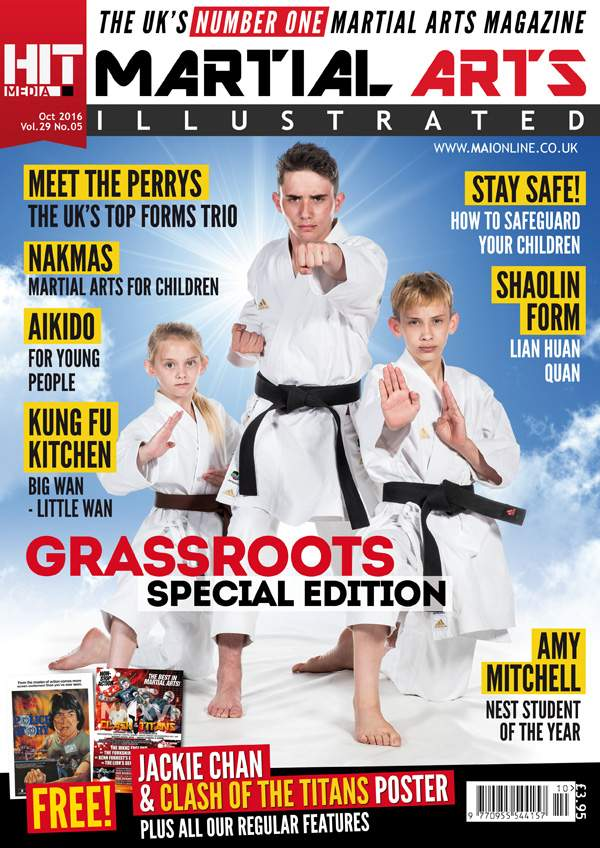 10/16 Martial Arts Illustrated (UK)