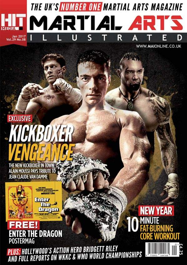 01/17 Martial Arts Illustrated (UK)
