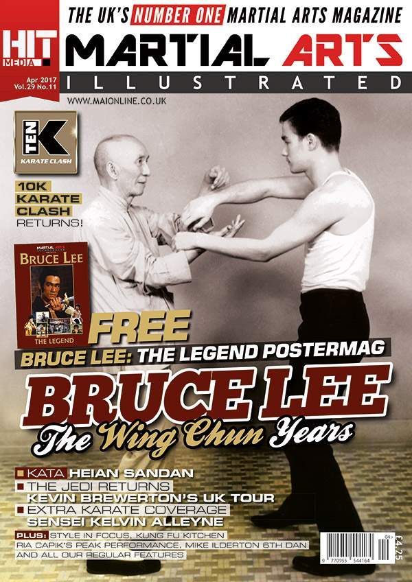 04/17 Martial Arts Illustrated (UK)