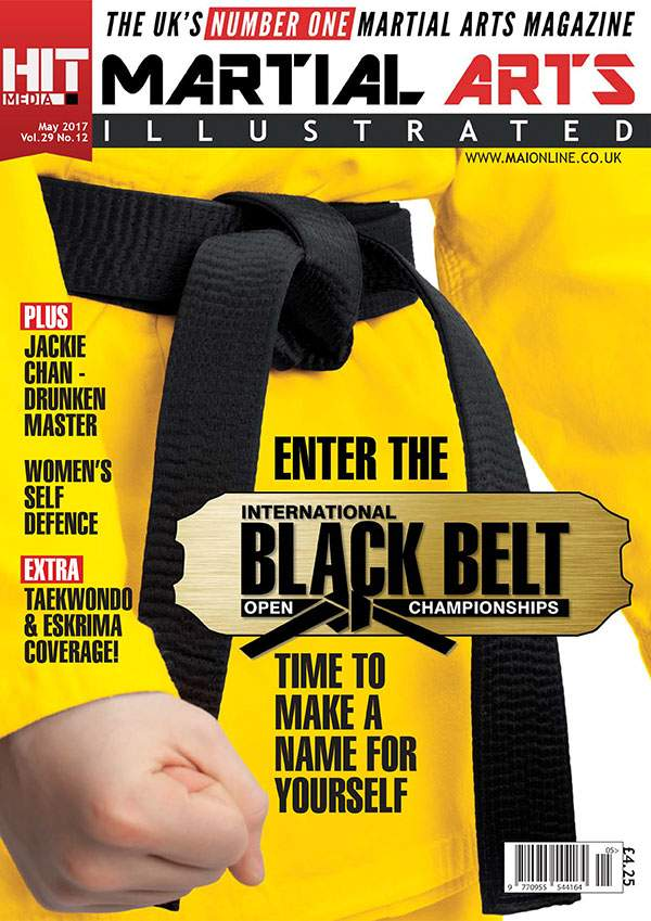 05/17 Martial Arts Illustrated (UK)
