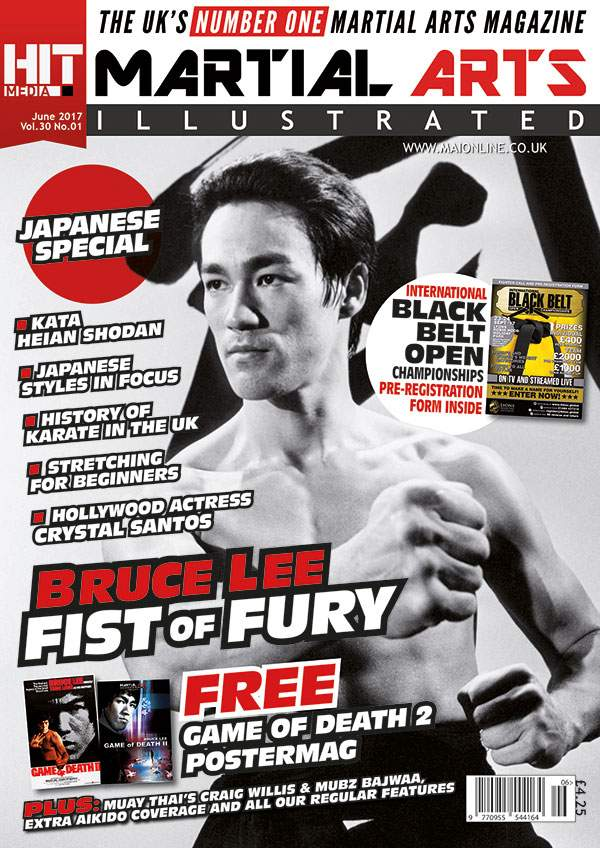 06/17 Martial Arts Illustrated (UK)