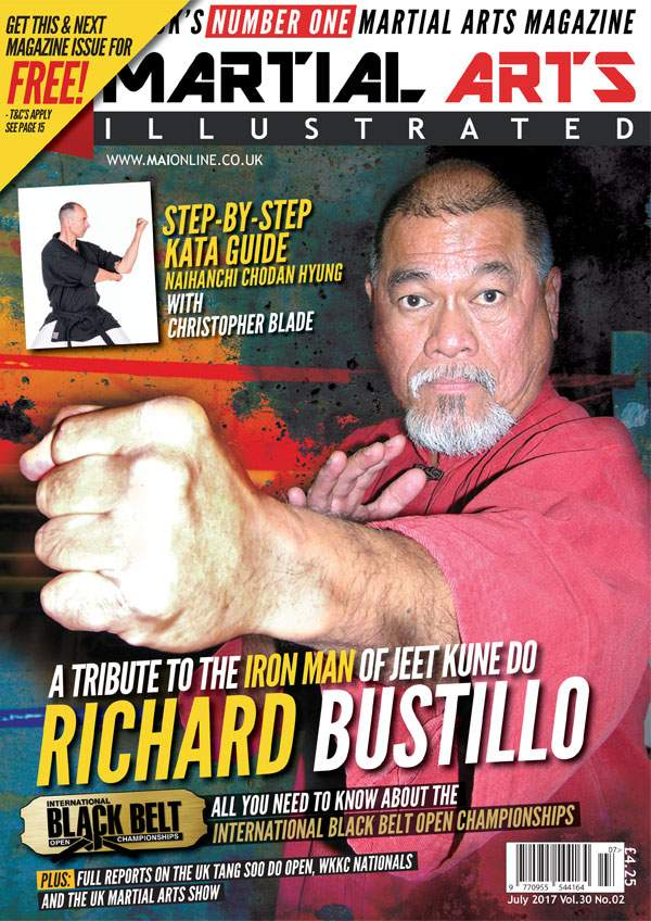 07/17 Martial Arts Illustrated (UK)