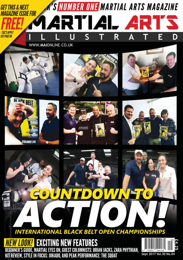 09/17 Martial Arts Illustrated (UK)