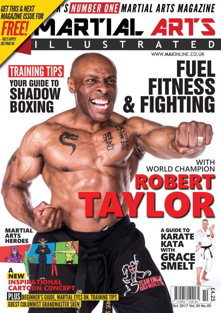 10/17 Martial Arts Illustrated (UK)