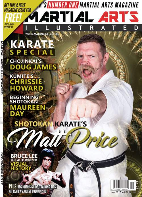 11/17 Martial Arts Illustrated (UK)