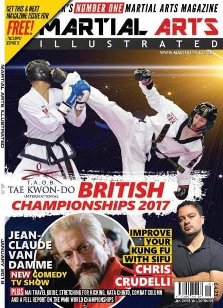 01/18 Martial Arts Illustrated (UK)