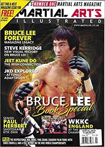 02/18 Martial Arts Illustrated (UK)