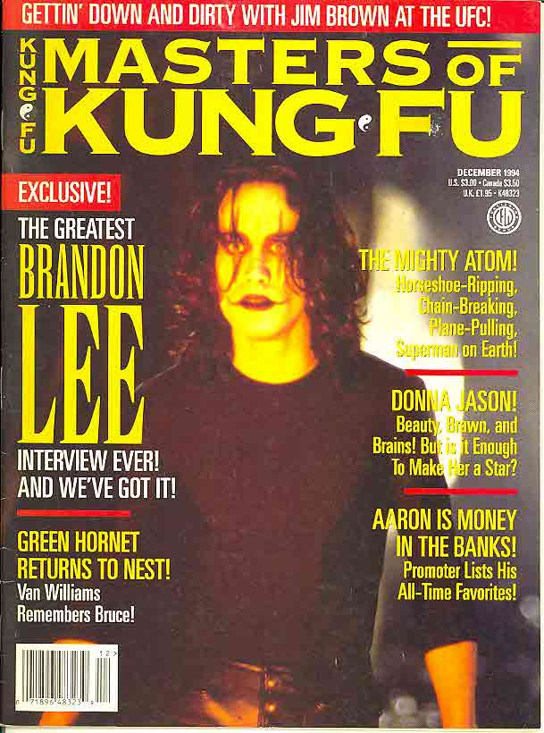 12/94 Masters of Kung Fu