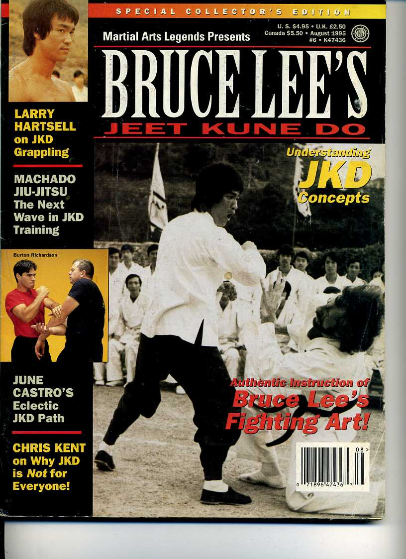 08/95 Bruce Lee Jeet Kune Do