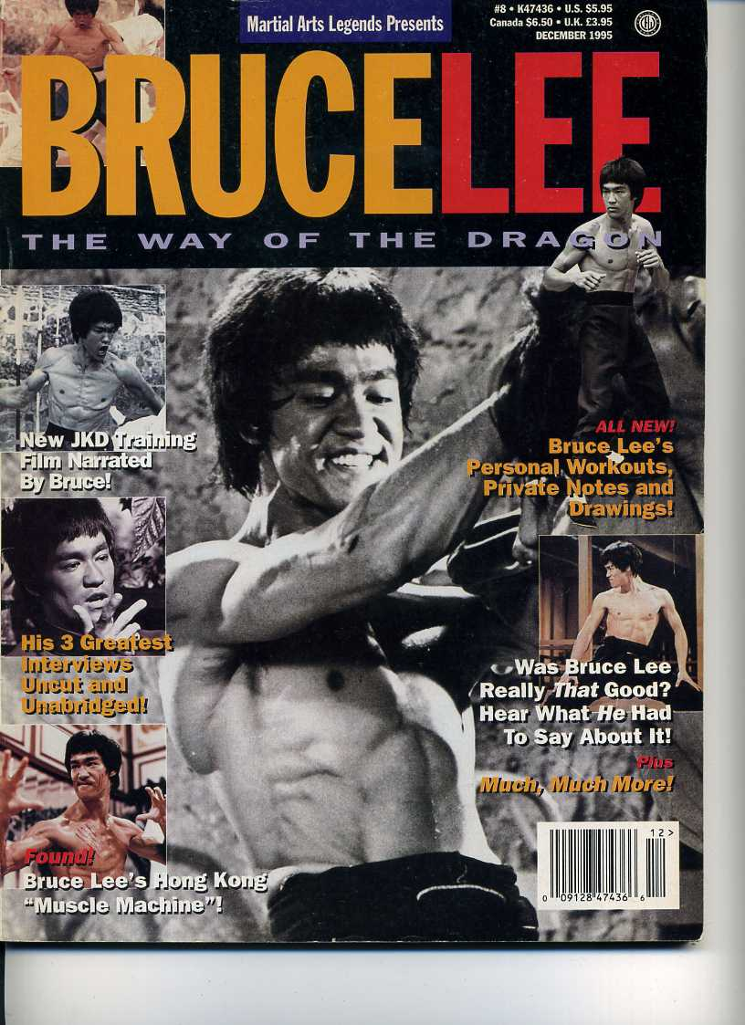 12/95 Bruce Lee The Way of the Dragon