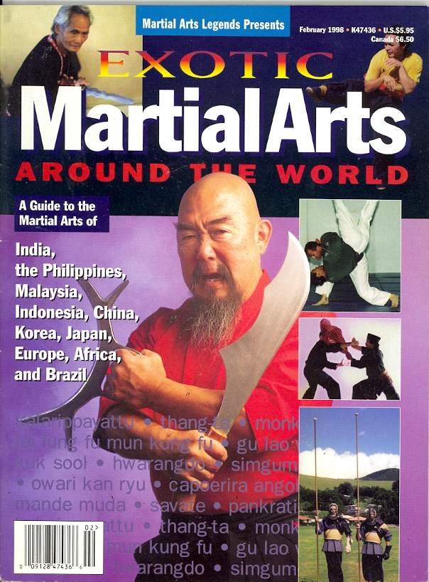 02/98 Exotic Martial Arts Around the World