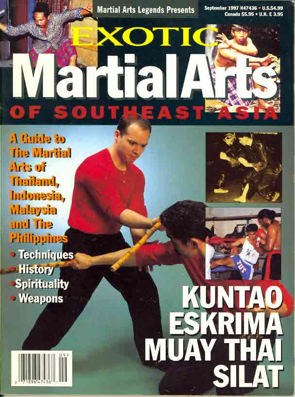 09/97 Exotic Martial Arts of Southeast Asia