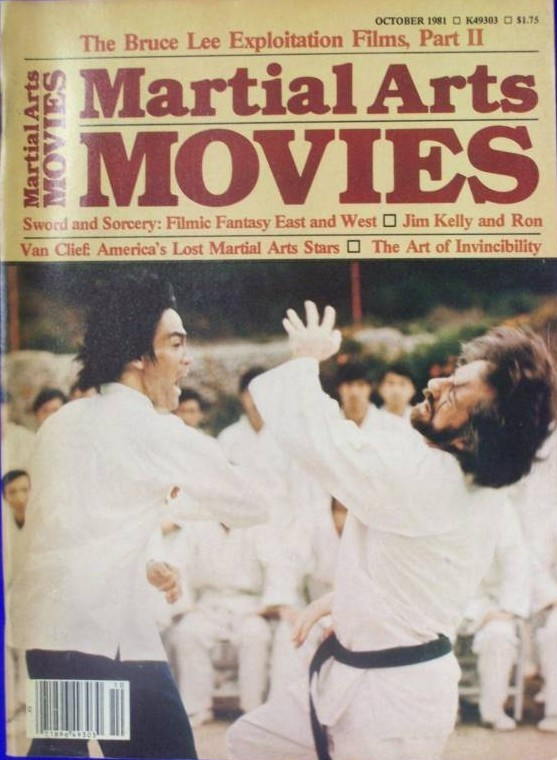 10/81 Martial Arts Movies