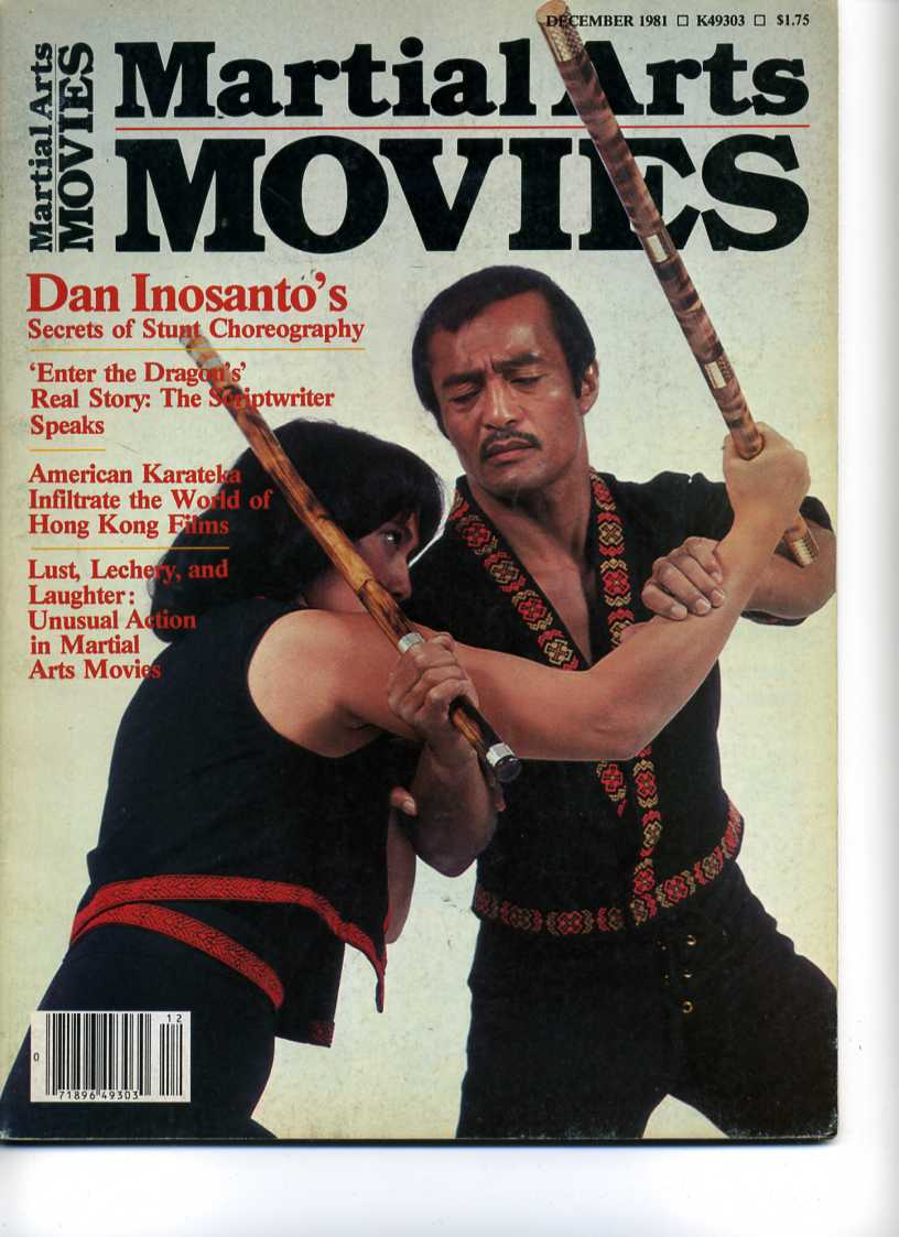 12/81 Martial Arts Movies