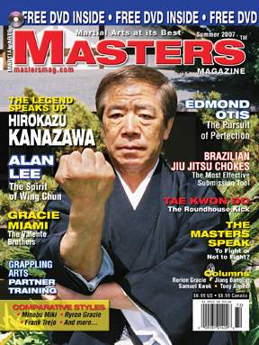 Summer 2007 Martial Arts Masters