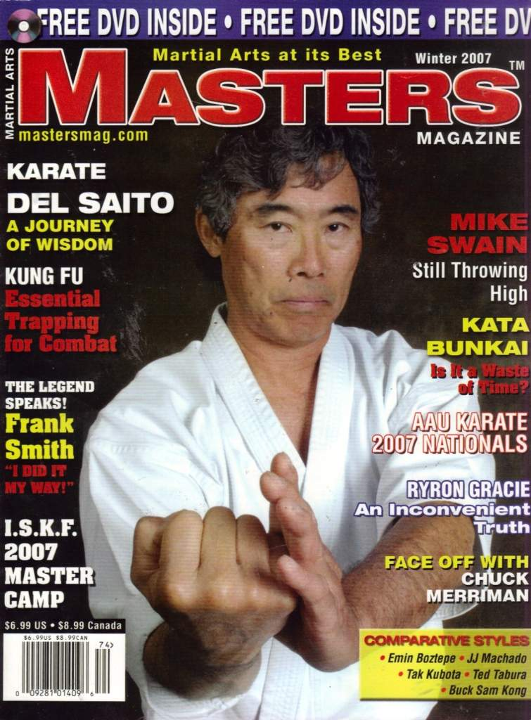 Winter 2007 Martial Arts Masters