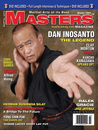 Winter 2009 Martial Arts Masters