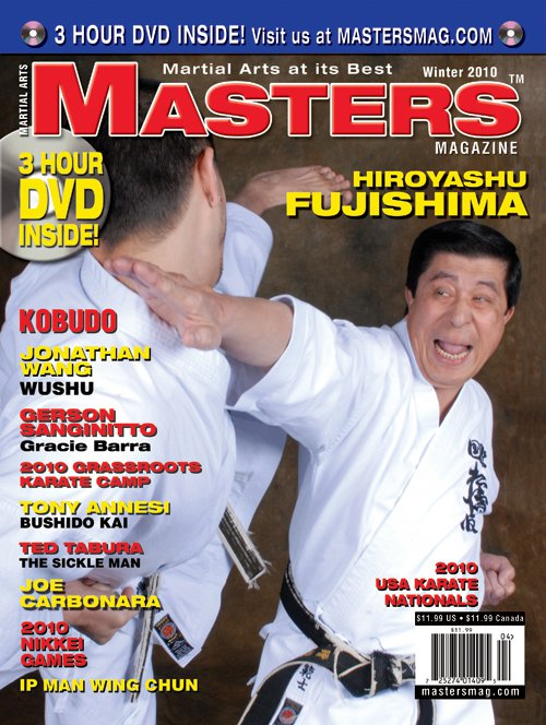 Winter 2010 Martial Arts Masters
