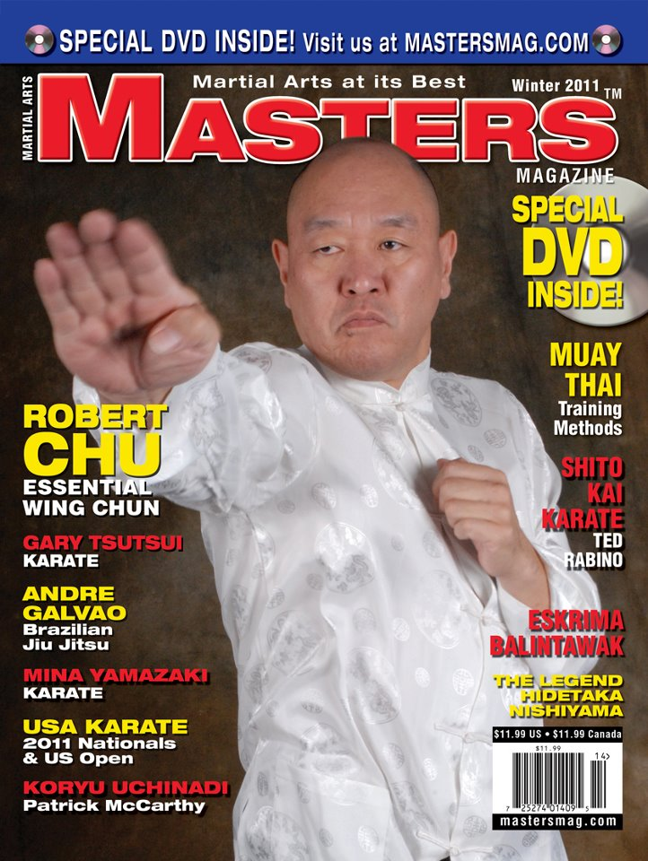 Winter 2011 Martial Arts Masters