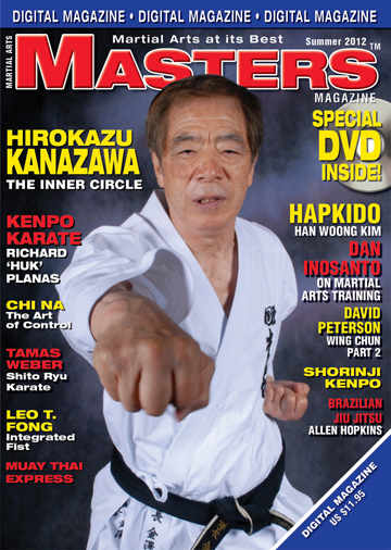 Summer 2012 Martial Arts Masters