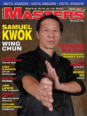 Winter 2012 Martial Arts Masters