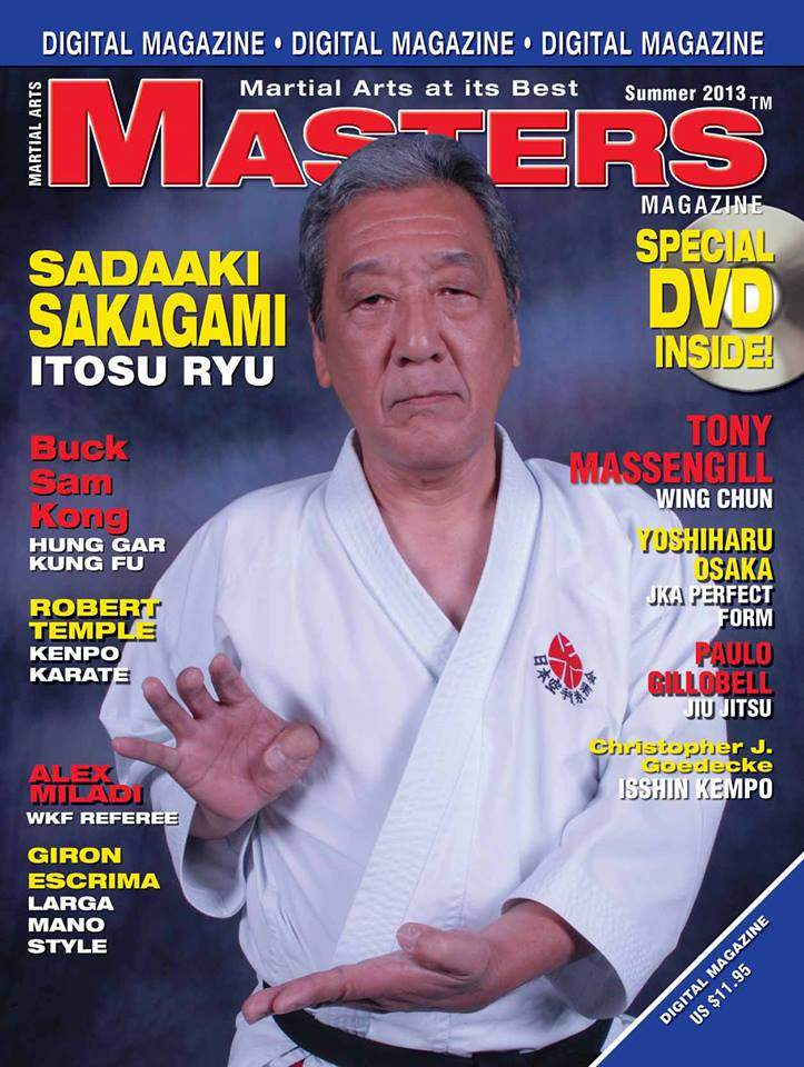 Summer 2013 Martial Arts Masters