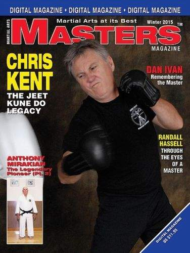 Winter 2015 Martial Arts Masters