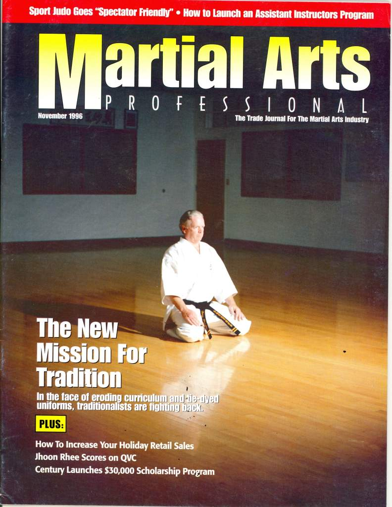 11/96 Martial Arts Professional