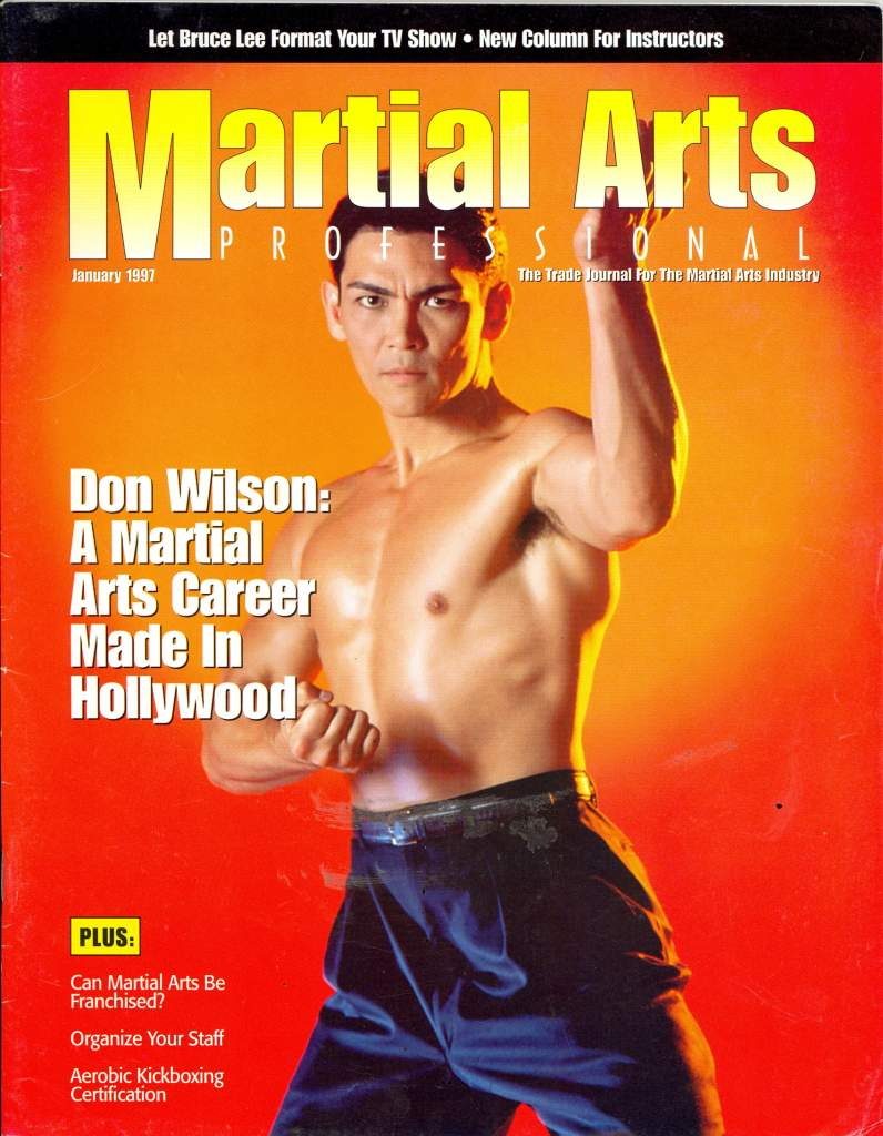01/97 Martial Arts Professional