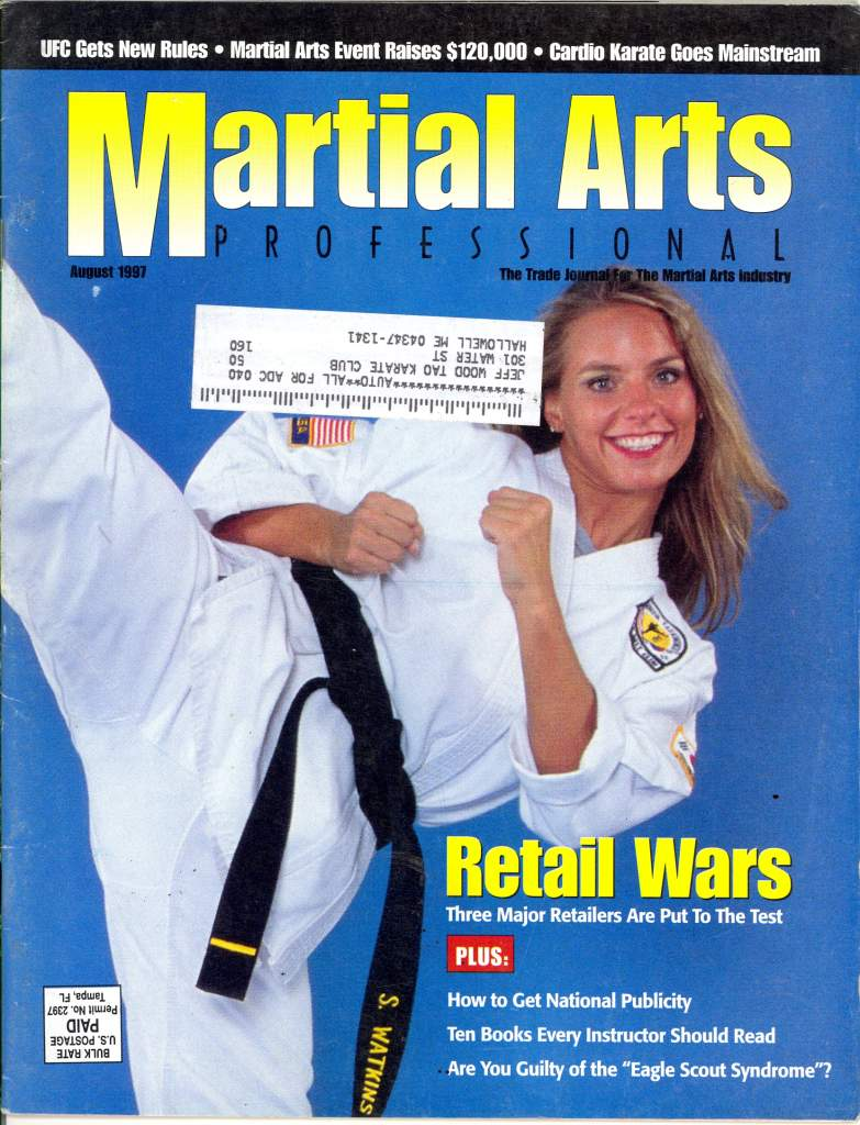 08/97 Martial Arts Professional