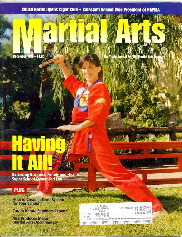 12/97 Martial Arts Professional