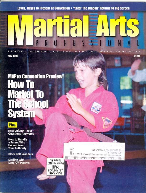 05/98 Martial Arts Professional