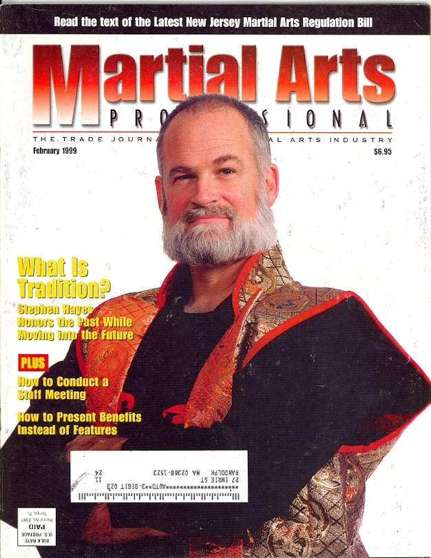 02/99 Martial Arts Professional