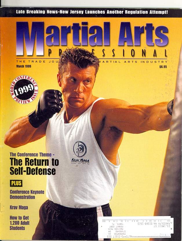 03/99 Martial Arts Professional