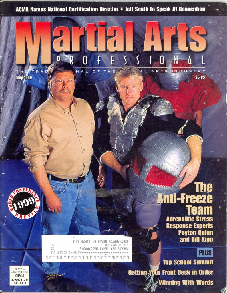 05/99 Martial Arts Professional