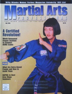 07/99 Martial Arts Professional